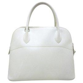 Hermès-Hermes Bolide-White