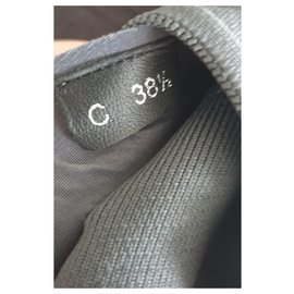 Chanel-Sneakers-Dark grey