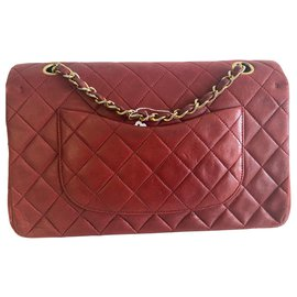 Chanel-Chanel Timeless-Red
