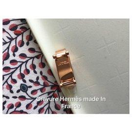 Hermès-Horse carriage pendant-Golden