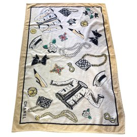 Chanel-Beach towel-Other