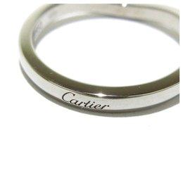 Cartier-Bague Cartier-Argenté
