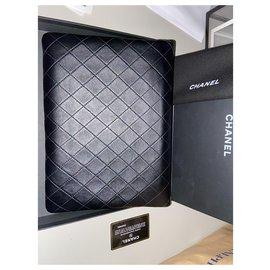 Chanel-Superb case, Chanel clutch-Black