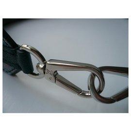 Louis Vuitton-LOUIS VUITTON - New Monogram LV POP leather bag handle-Blue