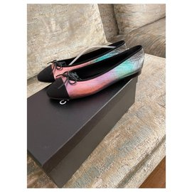 Chanel-Chanel ballet flats-Multiple colors