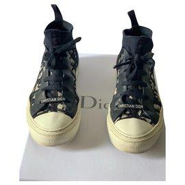 Christian Dior-Walkn'dior-Navy blue
