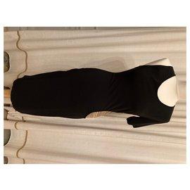 Alexander Mcqueen-Alexander McQueen jewel dress-Black
