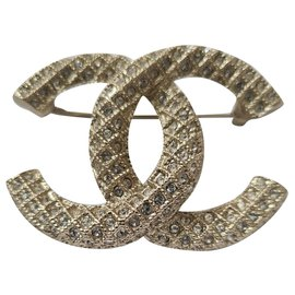 Chanel-lined C-Golden