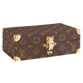 Louis Vuitton-LV Coffret trunk new-Brown