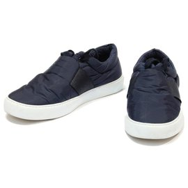 Chanel-CHANEL COCOON SNEAKERS-Navy blue
