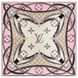 Louis Vuitton-Wild at Heart Square-Pink,Beige