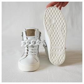 Giuseppe Zanotti-Sneakers-White