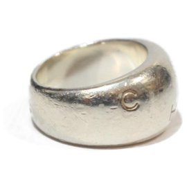 Chanel-RING CHANEL RING-Silvery