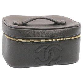 Chanel-Chanel Vanity-Black