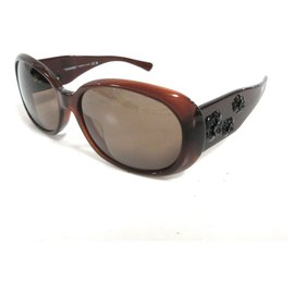 Chanel-Chanel Glasses-Brown