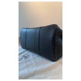 Hermès-Garden Party Bag 36-Black