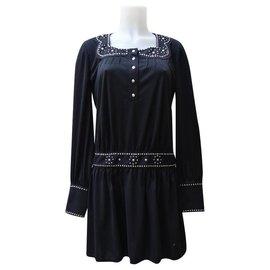 Anna Sui-Dresses-Black