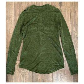Balmain-tunics-Green