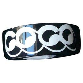 Chanel-CHANEL New Gabrielle Coco black bracelet Etiquette-Black