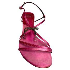 Christian Dior-Heels-Pink
