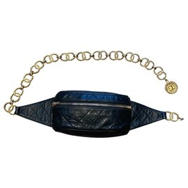 Chanel-Collector-Black,Gold hardware