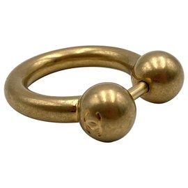 Chanel-Chanel bag jewel charm-Golden