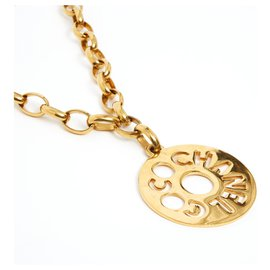 Chanel-BELT T NECKLACE80 COCO COLLECTOR-Golden