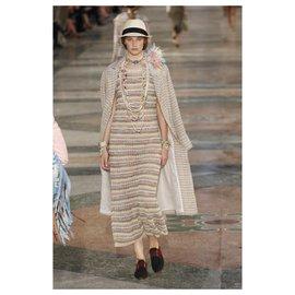 Chanel-New CUBA Tweed Coat-Multiple colors