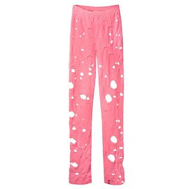 Chanel-Iconic Cara Delevingne Pants-Pink