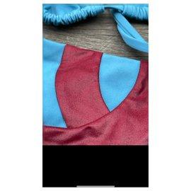 Chanel-Swimwear-Blue