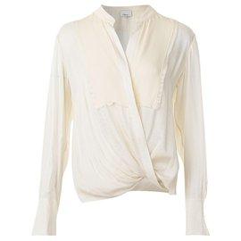 3.1 Phillip Lim-silk shirt-White