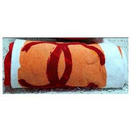 Chanel-Chanel XL towel-Multiple colors