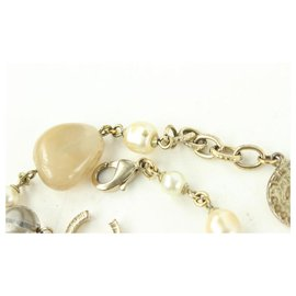 Chanel-A14C Stone x Pearl CC Bracelet-Other
