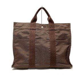 Hermès-Hermès Herline-Brown