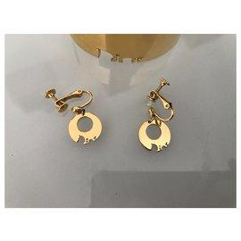 Dior-Ensembles de bijoux-Bijouterie dorée