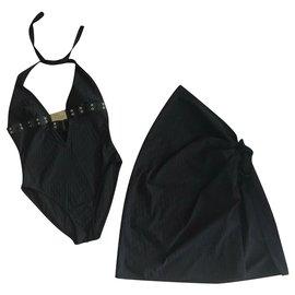 Dior-Maillots de bain-Noir