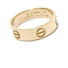 Cartier-Cartier Love-Doré