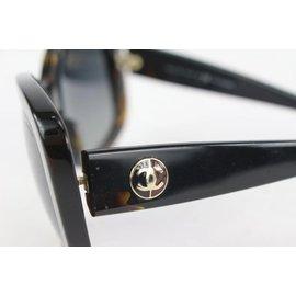 Chanel-CC Logo Sunglasses-Other