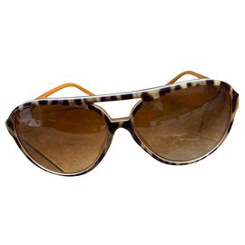 Dolce & Gabbana-Beautiful Dolce & Gabbana sunglasses-Light brown