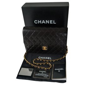Chanel-Sublime classic iconic Chanel bag-Black