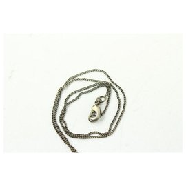 Chanel-10C Stone CC Necklace-Other