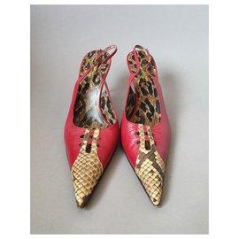 Dolce & Gabbana-Heels-Multiple colors