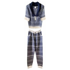 Chanel-Runway Relaxed Suit-Multiple colors