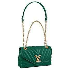 Louis Vuitton-New Wave Purse-Green