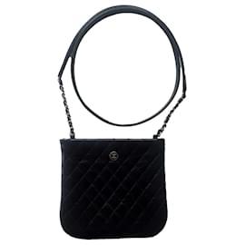 Chanel-Saddlebags-Black