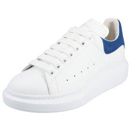 Alexander Mcqueen-Larry Sneaker-White