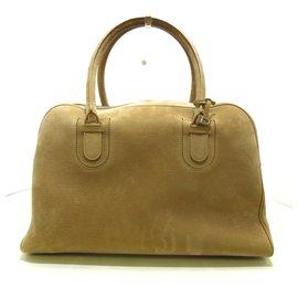 Delvaux-Delvaux Handbag-Beige