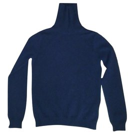 Eric Bompard-Sweaters-Navy blue