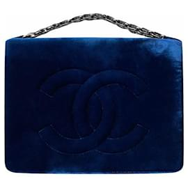 Chanel-Clutch bags-Blue