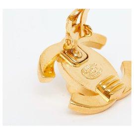 Chanel-CC TURNLOCK GOLDEN XL-Golden
